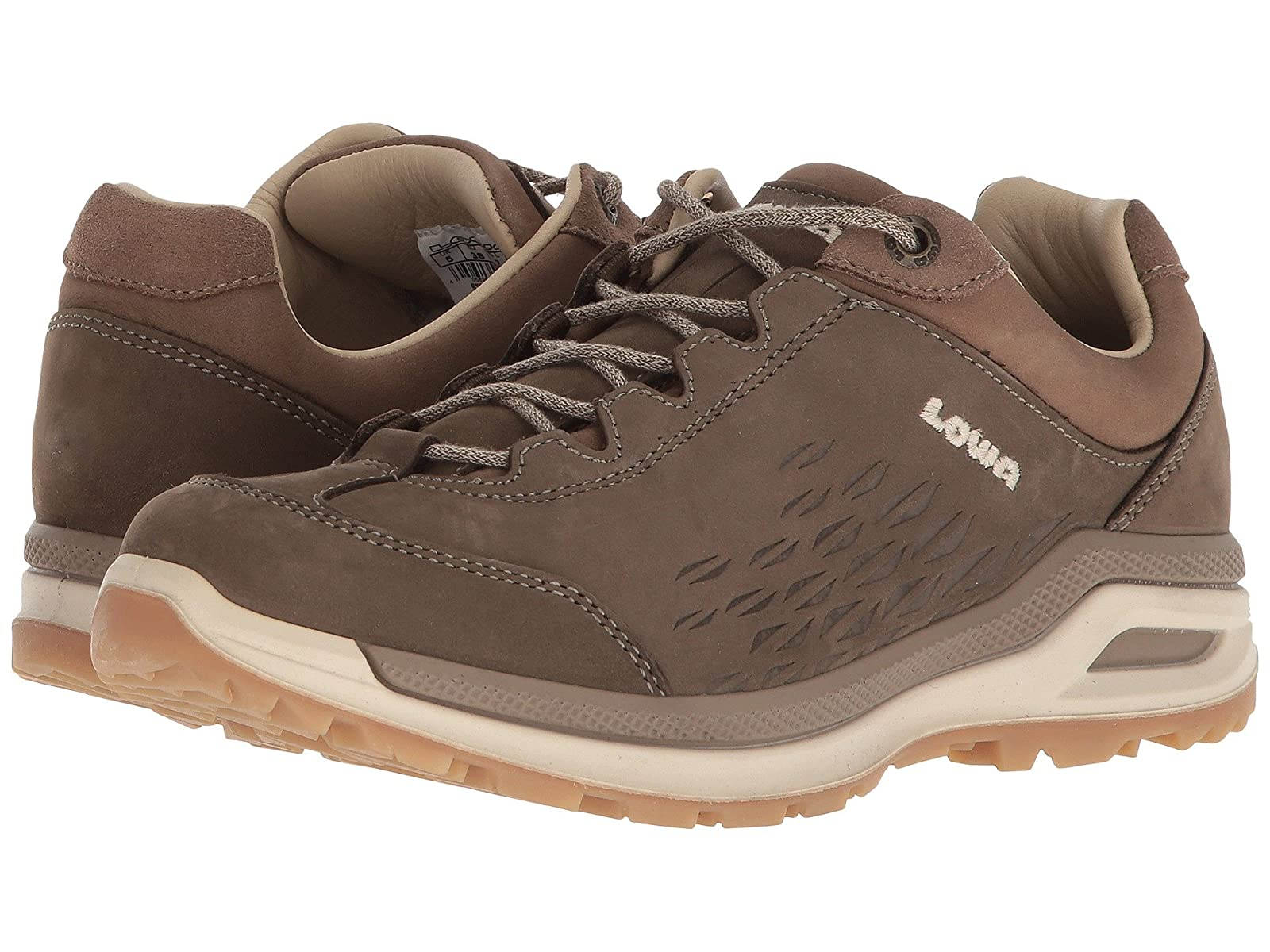 Lowa Strato Evo LL LoAtmospheric grades have affordable shoes