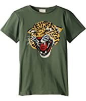 Gucci Kids - Graphic Logo T-Shirt 547559XJAH2 (Little Kids/Big Kids)