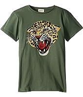 Gucci Kids - Graphic Logo T-Shirt 547559XJAH2 (Little Kids/Big Kids)