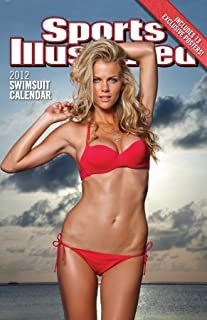 Sports Illustrated Swimsuit 2012 Oversized Wall Calendar