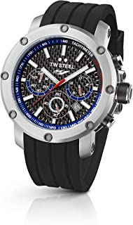 TW Steel Yamaha Factory Chronograph Racing Blue Silicone Mens Watch TW924 by TW Steel