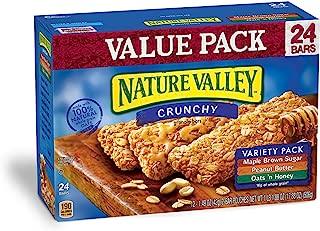 Best nature valley maple brown sugar granola bars Reviews