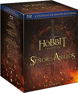 Amazon.es: trilogía del señor de los anillos