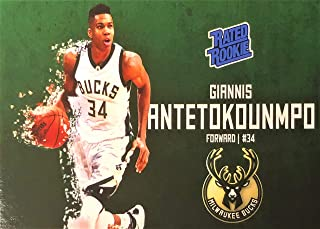 GIANNIS ANTETOKOUNMPO Rated Rookie Basketball Card