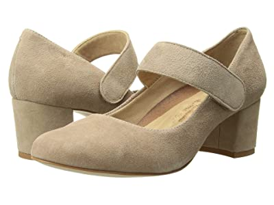 Walking Cradles Jackie-2 (Light Taupe Suede) Women