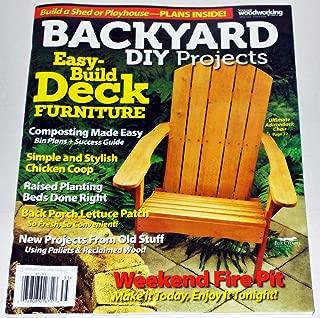 Scrollsaw Backyard Do-It-Yourself Projects