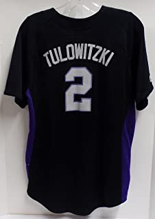 Troy Tulowitzki Colorado Rockies Youth Baseball Jersey - Youth Size XL Made by Majestic (Free Shipping)