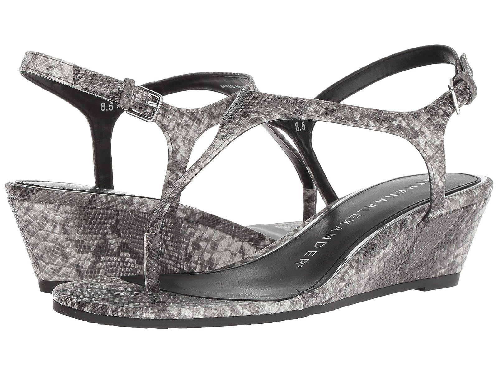Athena Alexander LinusAtmospheric grades have affordable shoes