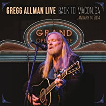 Best gregg allman live Reviews