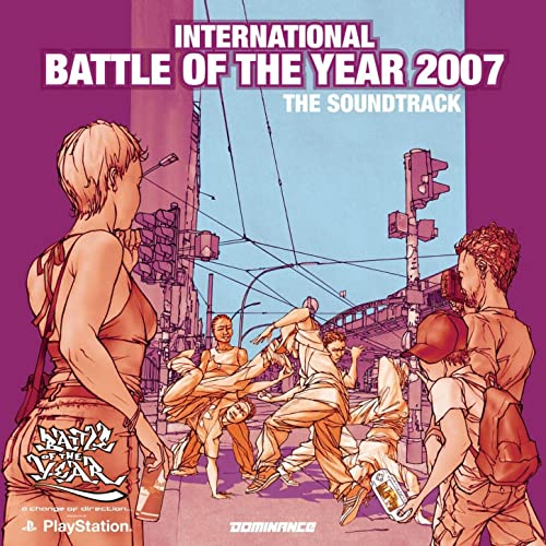 International Battle of the Year 2007 - The Soundtrack