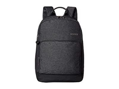 Hedgren Deco Large Backpack 15.6 (Asphalt) Backpack Bags
