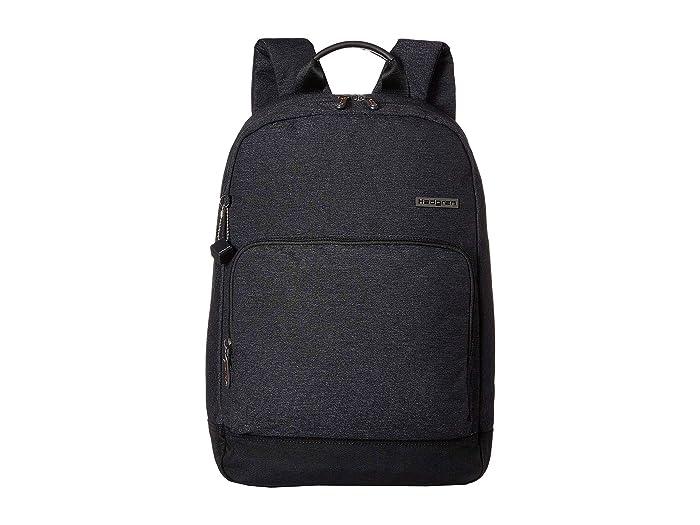 Hedgren Deco Large Backpack 15.6 (Asphalt) Backpack Bags