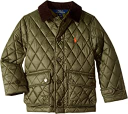 Polo Ralph Lauren Kids - Quilted Barn Jacket (Toddler)
