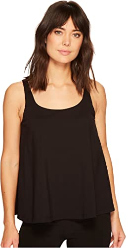 Scoop Neck Flare Top
