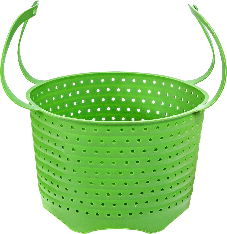 Silicone Steamer Basket Foldable