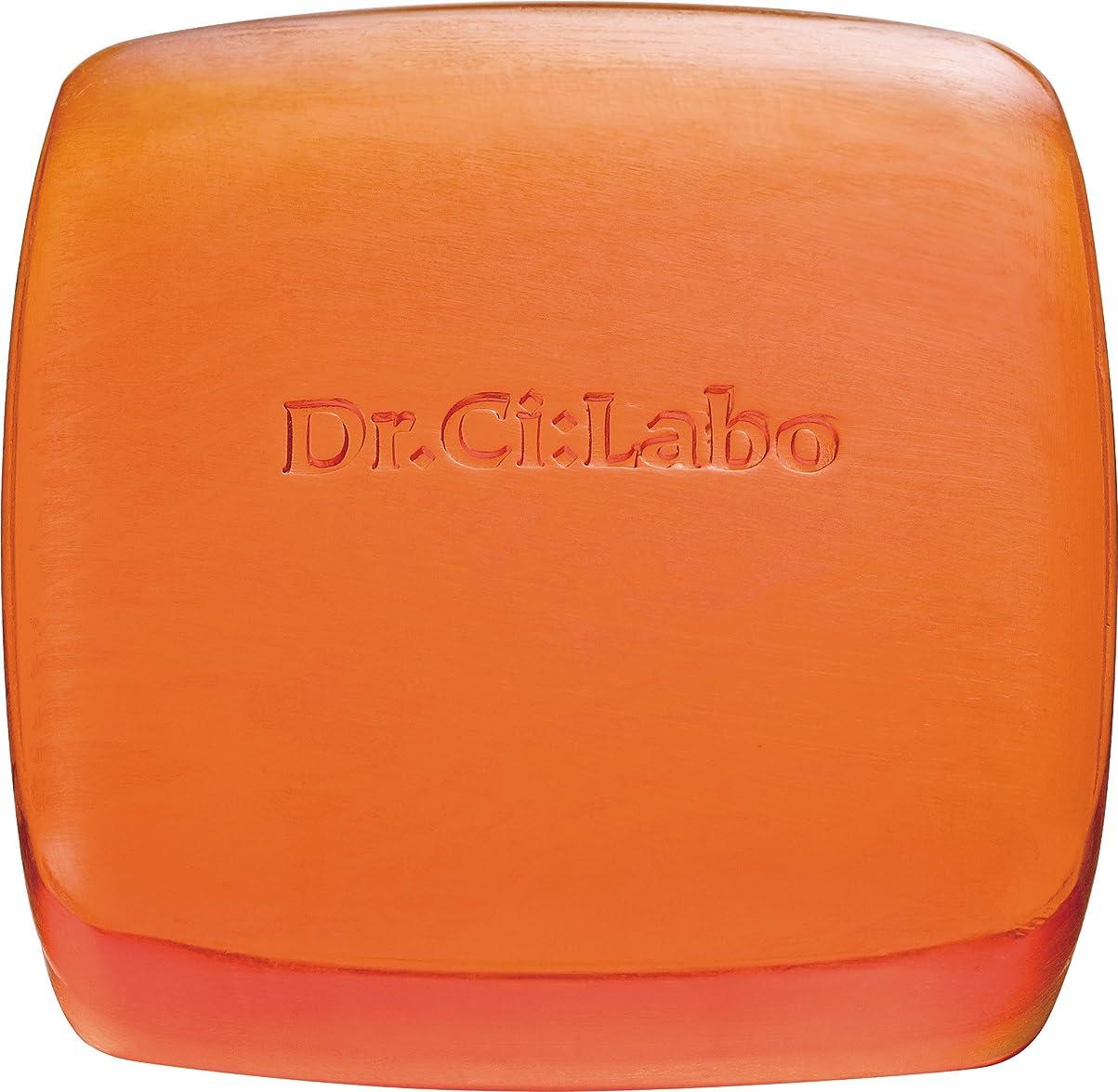 スクラップ散文素晴らしきドクターシーラボ VC100ピーリングソープ 100g 洗顔石鹸