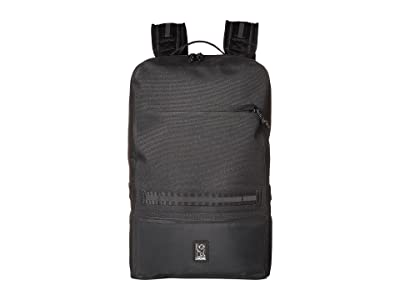 Chrome Urban Ex Daypack (Black/Black) Day Pack Bags