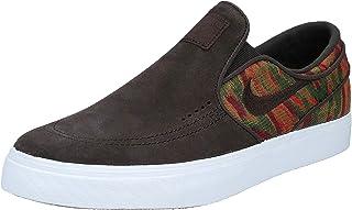 Nike Zoom Stefan Janoski Slip Prm, Men's Skateboarding Shoes, Brown (Brown 200), 9 UK (44 EU)
