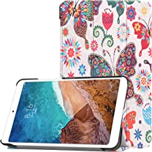 Mi Pad 4 Case, Ratesell Slim Lightweight Smart-Shell Stand Case Cover with Auto Sleep/Wake for Xiaomi Mi Pad 4 Tablet Butt...