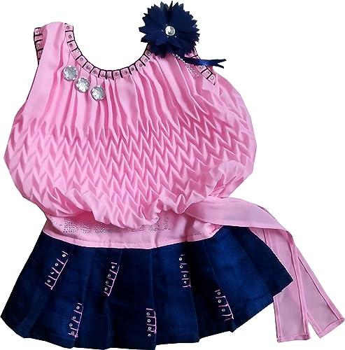 BENKILS Empire Girls Dress Frock