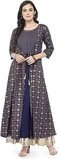 Designer Kurta Kurti Indian Ethnic Party Wear Women Dress Top Tunic Blouse