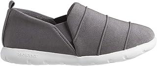 حذاء ISOTONER Zenz نسائي ذو نعل ستان مطاطي مريح قابل للمط، حذاء سهل الارتداء