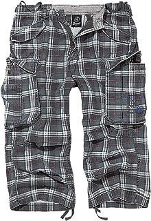 Brandit Men Industry Vintage 3/4 Pants