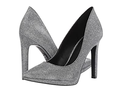 MICHAEL Michael Kors Brielle Pump (Anthracite Glitter) Women