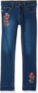 embroidered jeans for girls