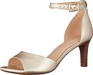 Clarks Laureti Grace, Escarpins Bride Cheville Femme