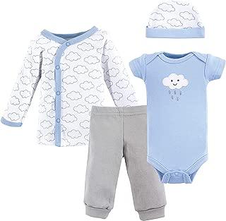 Luvable Friends Unisex Baby Cotton Preemie Layette Set