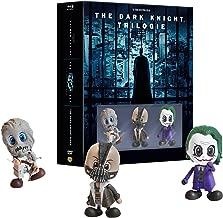 The Dark Knight - La trilogie [Édition limitée Mini Cosbaby - Blu-ray + DVD + Copie digitale]