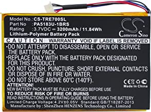 KML Battery for Toshiba Excite Go Mini 7 AT7-C8 AT7-B AT7-C PA5183U-1BRS, Li-Polymer 3.70V 3200mAh / 11.84Wh