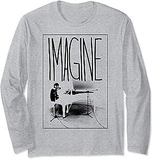 John Lennon - Imagine Piano Manche Longue
