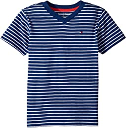 Tommy Hilfiger Kids - Short Sleeve Tee (Toddler/Little Kids)