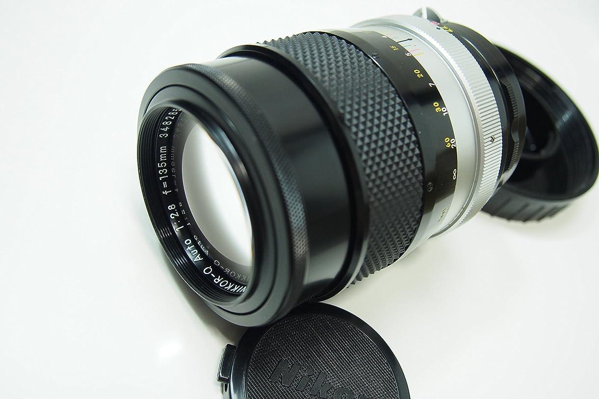 Nikon NIKKOR-Q Auto 135mm F2.8 Non-Ai Lens ixpdr7244