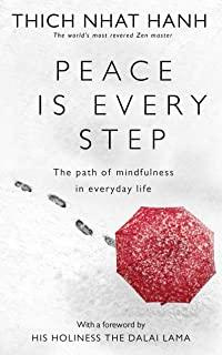 Peace Is Every Step: The Path of Mindfulness in Everyday Life (English Edition)