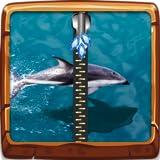 Pantalla de bloqueo con cremallera Dolphin
