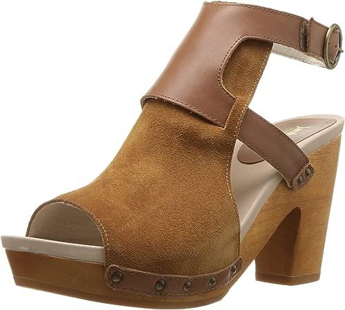 Jambu Frauen Sandalen mit Absatz