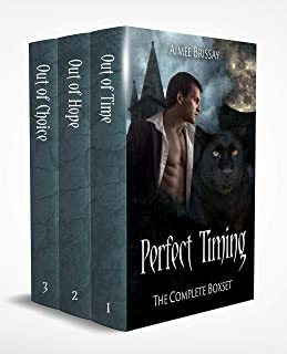 Perfect Timing - The Complete Boxset: A Gay Vampire-Shifter Romance Story