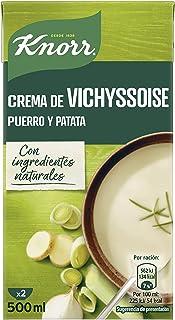 comprar comparacion Knorr Las Cremas - Vichyssoise Puerro y Patata, 500 ml