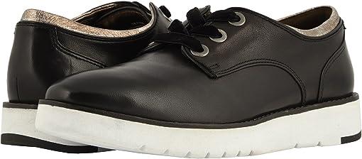Black Glove Leather
