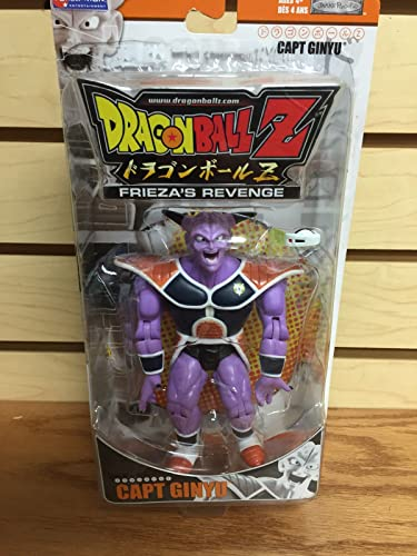 precios ultra bajos Dragonball Z Frieza's Revenge Action Figure Captain Ginyu by Jakks Jakks Jakks  sorteos de estadio