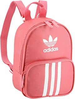 adidas Originals Women's Santiago Mini Backpack, Hazy Rose, One Size