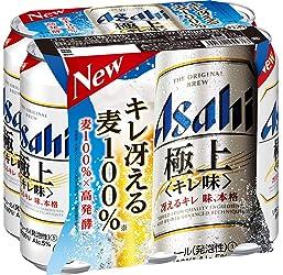 アサヒ 極上(キレ味) 缶 [ 500ml×6本 ]