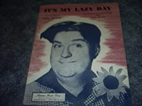 lazy day sheet music