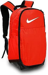 Brasilia Training Backpack (Max Orange/Black/White)