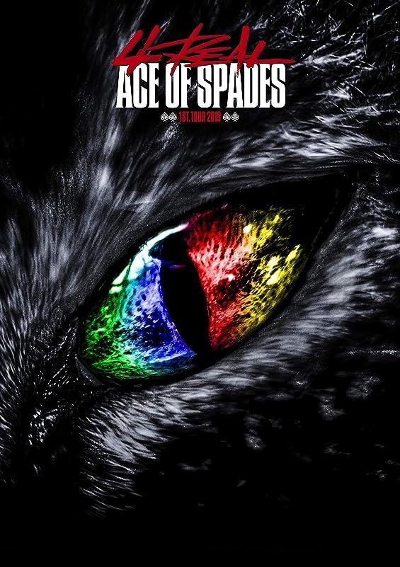 対立石鹸障害ACE OF SPADES 1st TOUR 2019