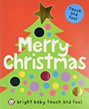 Merry Christmas (Bright Baby Touch and Feel)