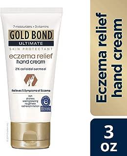 Gold Bond Eczema Relief Hand Cream, 3 Ounce